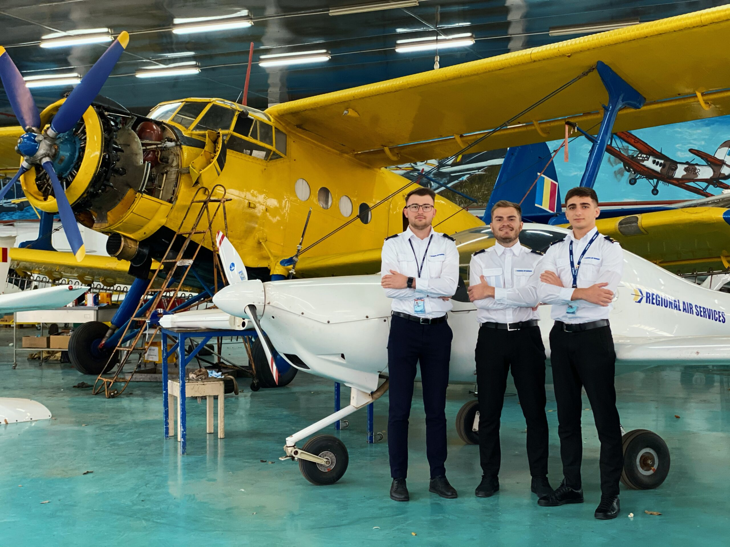 Airline Transport Pilot Licence 42,525 €, and 2 years of preparation in Tuzla Regional School.